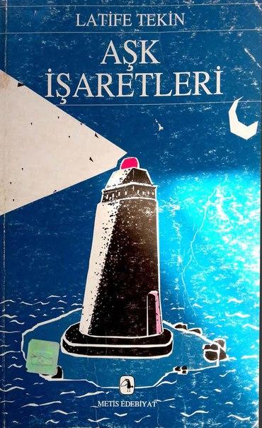 Latife Tekin Aşk İşaretleri Pdf E-kitap indir