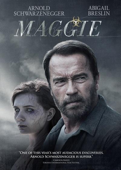 Maggie | 2015 | BRRip XviD | Türkçe Dublaj
