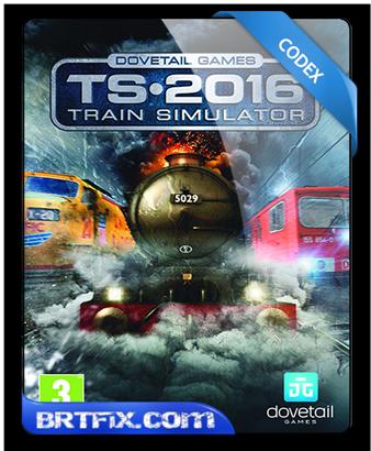 Train Simulator 2016 Full Download Yükle İndir