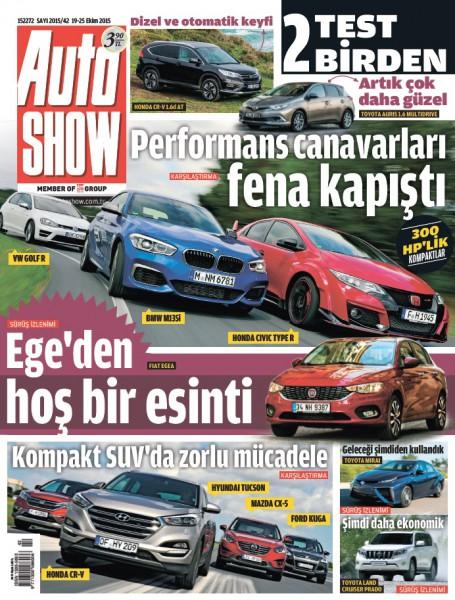 Auto Show 19 Ekim 2015
