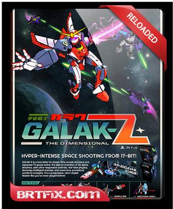 GALAK Z RELOADED Full İndir Oyun Download Yükle