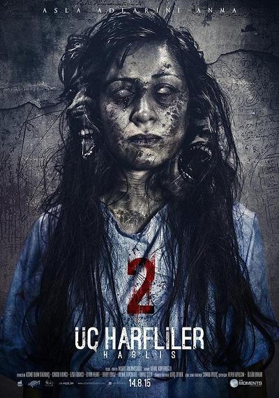 Üç Harfliler 2: Hablis | 2015 | DVDRip XviD | Yerli Film