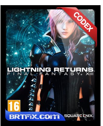 Lightning Returns: Final Fantasy XIII-CODEX (2015) [CODEX] Full  Oyun İndir Download Yükle