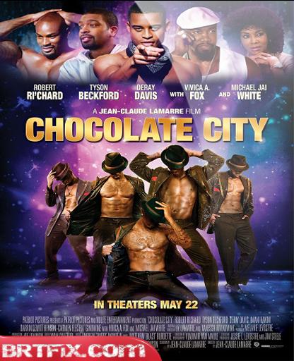 Çikolata Şehri  Chocolate City 2015 Türkçe Dublaj  Film  İndir