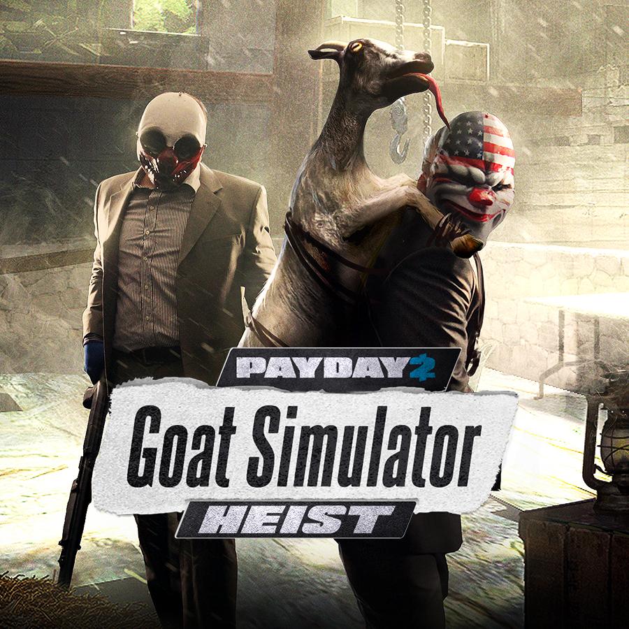 Goat Simulator PAYDAY-HI2U - Full İndir