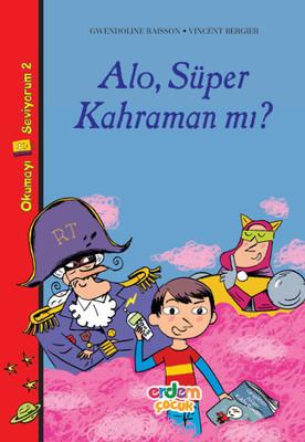 Gwendoline Raisson Alo, Süper Kahraman mı? Pdf