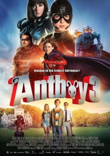 Karınca Çocuk 3 | Antboy 3 | 2016 | HDRip XviD | Türkçe Dublaj