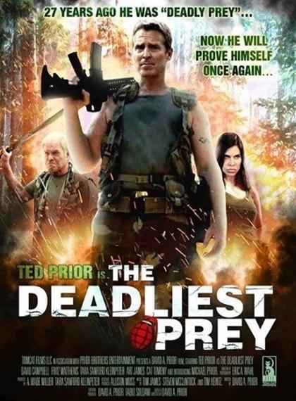 Ölümcül Av 2 | Deadliest Prey | 2013 | BRRip XviD | Türkçe Dublaj