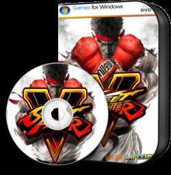 Street Fighter V Ana Resim