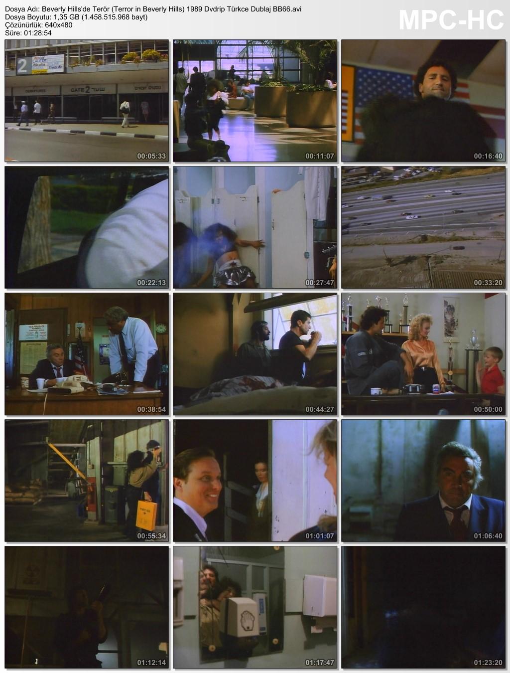 Beverly Hills'de Terör (Terror in Beverly Hills) 1989 Dvdrip Türkce Dublaj BB66 (6) - barbarus