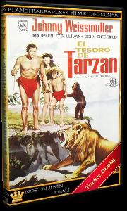 Tarzan'ın Hazinesi (Tarzan's Secret Treasure) 1941 Dvdrip Dual Türkce Dublaj BB66 - barbarus