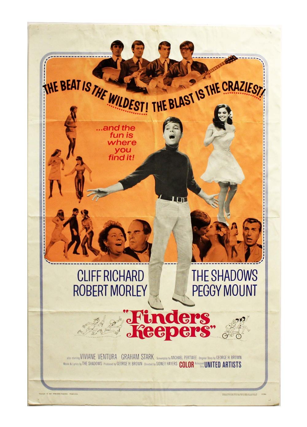 Finders Keepers (1966) - barbarus