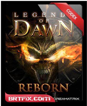 Legends of Dawn Reborn CODEX Full İndir Oyun Download Yükle