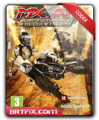 MX vs. ATV Supercross Encore Edition CODEX Full İndir Oyun Download Yükle