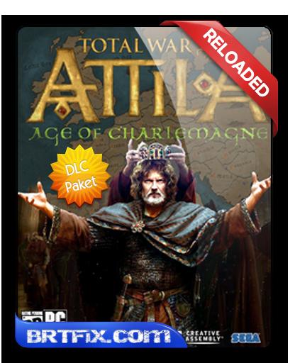 Total War ATTILA Age of Charlemagne Campaign Pack [RELOADED] Full İndir Download
