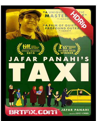 Taksi Tahran 2015  HDRip  Türkçe Dublaj  İndir
