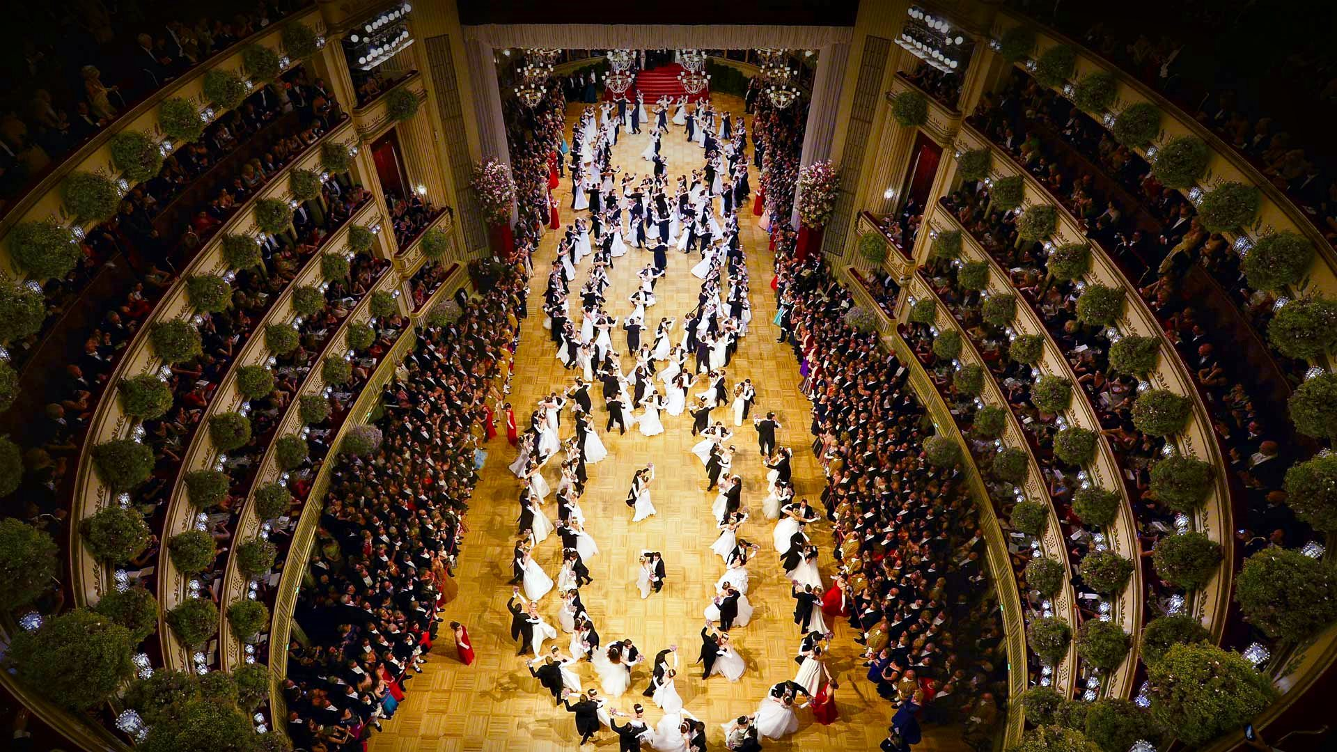ViennaOpera Bal