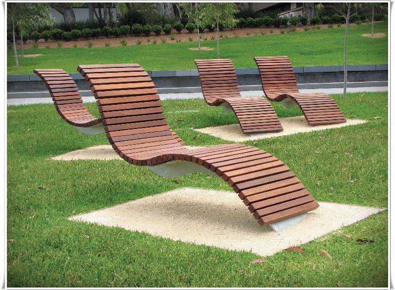 havada duran bahçe mobilyası