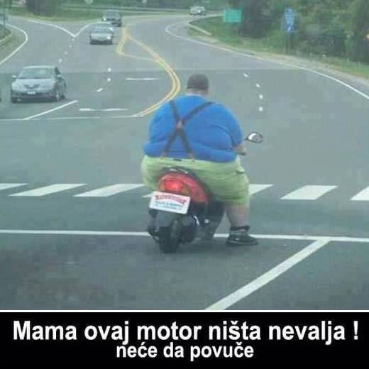 zavallı motosiklet