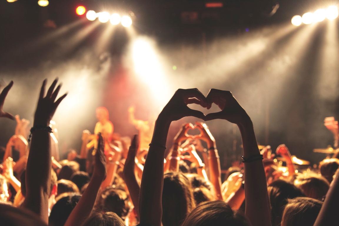 aşk konseri