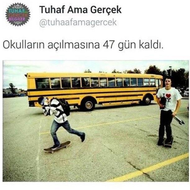 okullar is coming