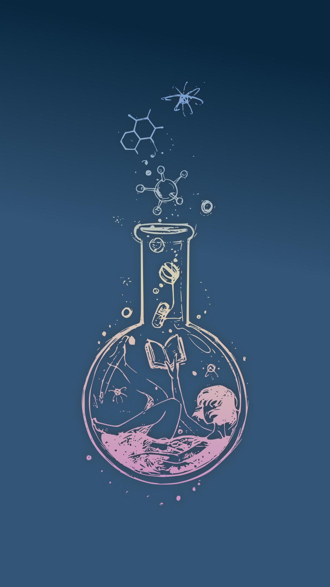 chemist background