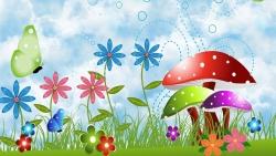 mushroom flover summer