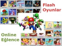 İnternetin en büyük ilgi gören alanlarından bir diğeri: Flash ...