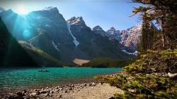 Canoe Banff
