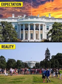 Washington DC'deki Beyaz Saray