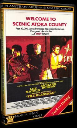 Siyahların İntikamı (The Klansman) 1974 Bluray m1080p.x264 Dual Türkce Dublaj BB666