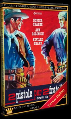 Silah kardeşligi (Gun Brothers) 1956 Dvdrip.x264 Dual Türkce Dublaj BB66