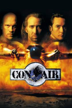 Con Air (1997) 50 x 70 Poster